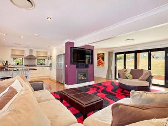 Beige living room idea from a real Australian home - Living Area photo 15741133
