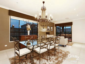 Beige dining room idea from a real Australian home - Dining Room photo 15990333