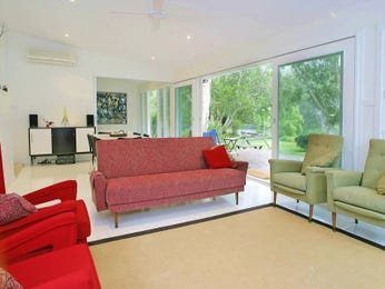 Pink living room idea from a real Australian home - Living Area photo 398046