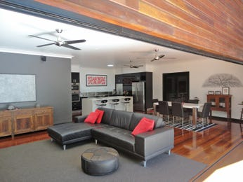 Grey living room idea from a real Australian home - Living Area photo 8928057