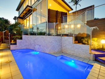 Photo of a modern pool from a real Australian home - Pool photo 1120868