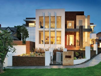 Photo of a brick house exterior from real Australian home - House Facade photo 158648
