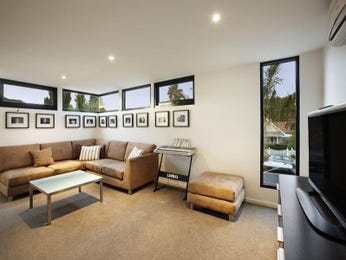 Beige living room idea from a real Australian home - Living Area photo 694763