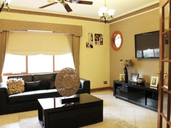 Black living room idea from a real Australian home - Living Area photo 8701825