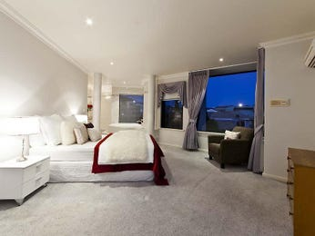 Grey bedroom design idea from a real Australian home - Bedroom photo 7334933