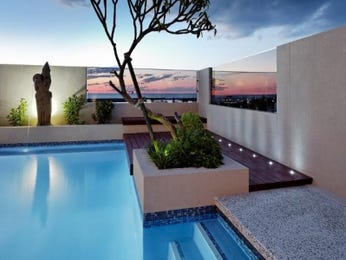 Photo of a modern pool from a real Australian home - Pool photo 7152953