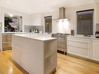 Floorboards in a kitchen design from an Australian home - Kitchen Photo 8874825