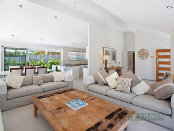 Grey living room idea from a real Australian home - Living Area photo 7638609
