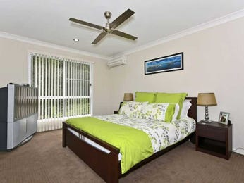 Brown bedroom design idea from a real Australian home - Bedroom photo 463445