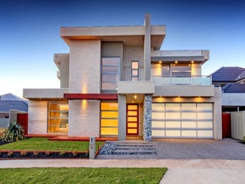 Photo of a concrete house exterior from real Australian home - House Facade photo 1554186