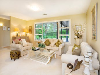 Cream living room idea from a real Australian home - Living Area photo 165729