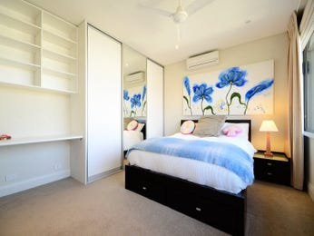 Blue bedroom design idea from a real Australian home - Bedroom photo 7238489