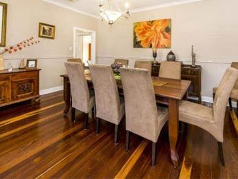 Photo of a dining room design idea from a real Australian house - Dining Room photo 16178573