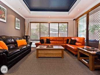Black living room idea from a real Australian home - Living Area photo 8621365