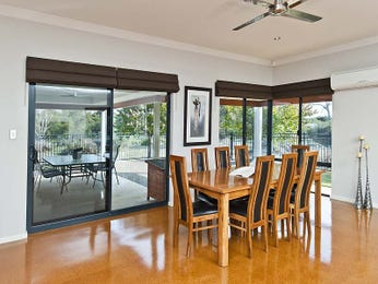 Photo of a dining room design idea from a real Australian house - Dining Room photo 7407533
