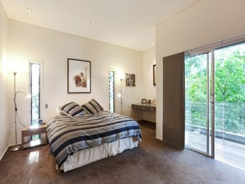 White bedroom design idea from a real Australian home - Bedroom photo 338474