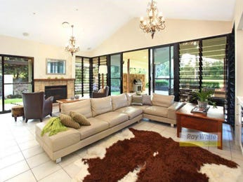Beige living room idea from a real Australian home - Living Area photo 402014
