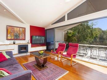 Purple living room idea from a real Australian home - Living Area photo 7219293