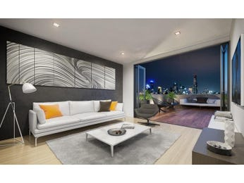 Grey living room idea from a real Australian home - Living Area photo 7142129