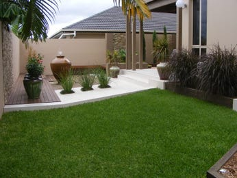 Photo of a native garden design from a real Australian home - Gardens photo 215667