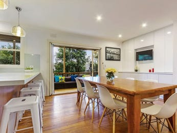 Photo of a dining room design idea from a real Australian house - Dining Room photo 15418133