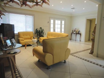Cream living room idea from a real Australian home - Living Area photo 216261