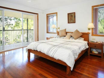 White bedroom design idea from a real Australian home - Bedroom photo 471247