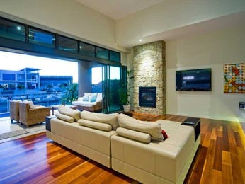 Beige living room idea from a real Australian home - Living Area photo 7321801