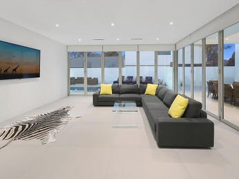 Beige living room idea from a real Australian home - Living Area photo 16793193