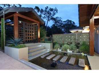 Outdoor living design with gazebo from a real Australian home - Outdoor Living photo 7065897