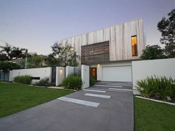 Photo of a concrete house exterior from real Australian home - House Facade photo 218256