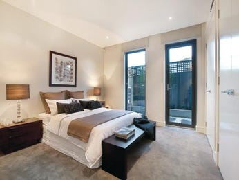 Beige bedroom design idea from a real Australian home - Bedroom photo 7714129