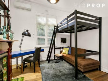 Brown bedroom design idea from a real Australian home - Bedroom photo 16818473