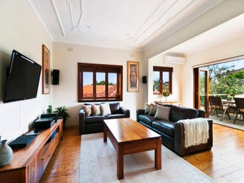 Black living room idea from a real Australian home - Living Area photo 8011505