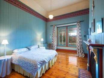 Blue bedroom design idea from a real Australian home - Bedroom photo 8146653