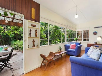 Blue living room idea from a real Australian home - Living Area photo 7223229