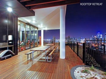 Outdoor living design with balcony from a real Australian home - Outdoor Living photo 7908977