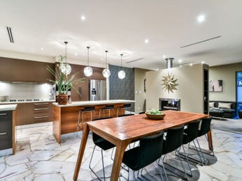 Modern kitchen-dining kitchen design using slate - Kitchen Photo 16326985