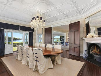 Photo of a dining room design idea from a real Australian house - Dining Room photo 16590421