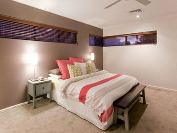 Beige bedroom design idea from a real Australian home - Bedroom photo 376762