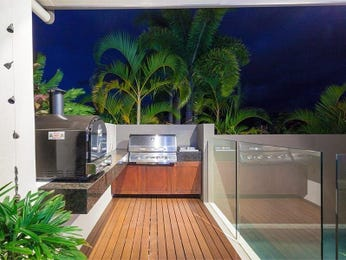 Outdoor living design with bbq area from a real Australian home - Outdoor Living photo 7521641