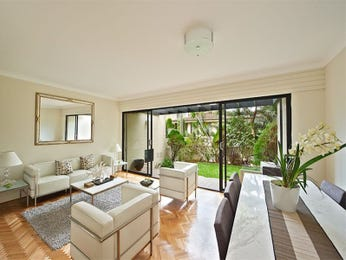 White living room idea from a real Australian home - Living Area photo 479680