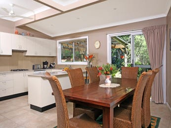 Beige dining room idea from a real Australian home - Dining Room photo 387750