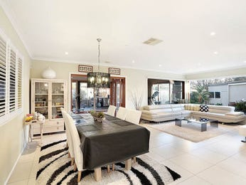 White dining room idea from a real Australian home - Dining Room photo 8951317