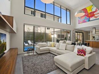 Grey living room idea from a real Australian home - Living Area photo 8672713