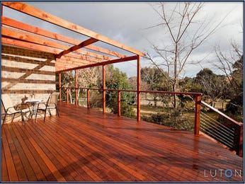 Outdoor living design with balcony from a real Australian home - Outdoor Living photo 228014