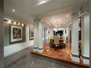 Brown dining room idea from a real Australian home - Dining Room photo 1571683