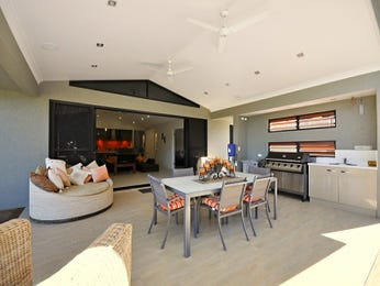 Outdoor living design with bbq area from a real Australian home - Outdoor Living photo 1520512