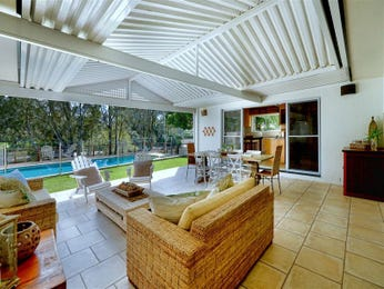 Outdoor living design with pergola from a real Australian home - Outdoor Living photo 8036017