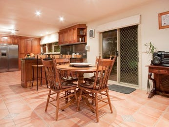 Brown dining room idea from a real Australian home - Dining Room photo 496078